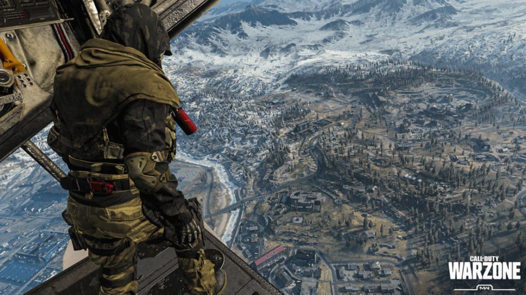 Call of Duty Warzone фон