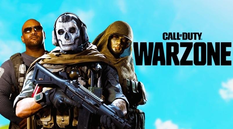 Call Of Duty: Warzone - кроссплатформа