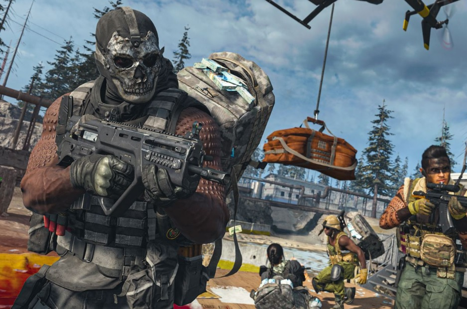 Call Of Duty: Warzone - Патч 1.18