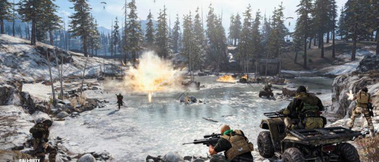 Call of Duty: Warzone обновление 19 мая - патч 1.21