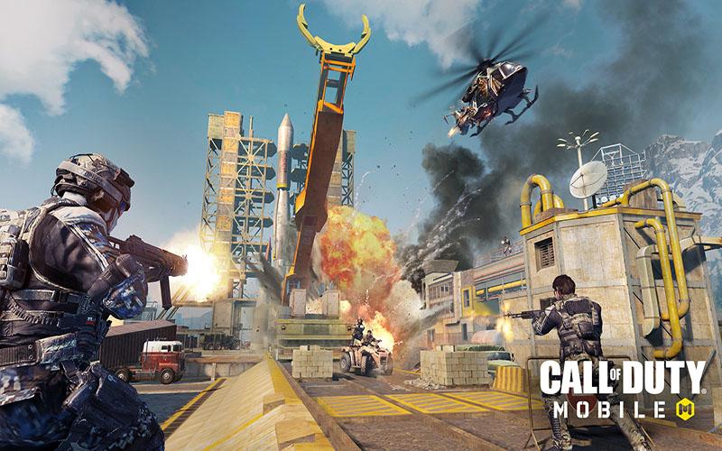 Установка Call of Duty: Mobile на компьютер