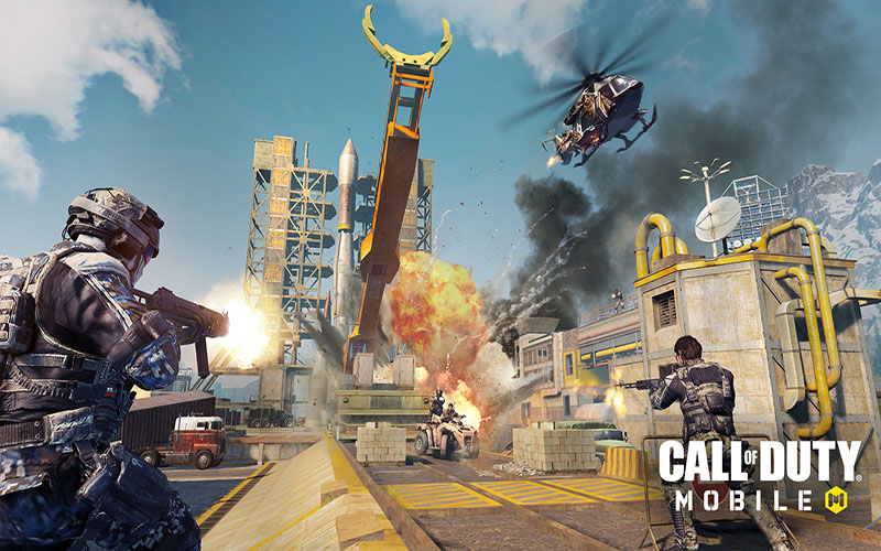Установка Call of Duty: Mobile